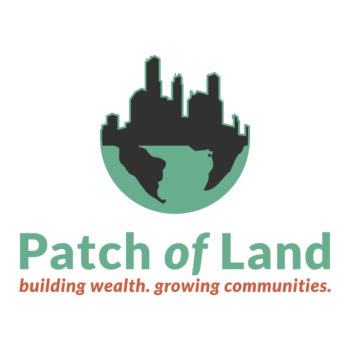 2019 Best Best Private Money Lender: Patch of Land