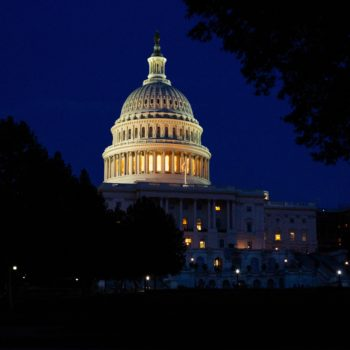 Congress to Vote on Stimulus Package Today
